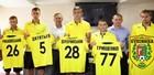 Буковина представила пятерых новичков