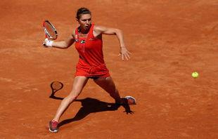Симона Халеп стала второй финалисткой турнира в Будапеште