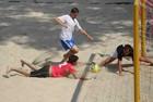 Beach Soccer League. Обзор матчей субботы +ФОТО