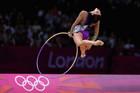 ОИ-2012. Художественная гимнастика. День первый. ФОТО
