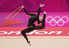 ОИ - 2012: Художественная гимнастика. Текстовый ОНЛАЙН
