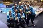 Украинские синхронистки завоевали бронзу ЧМ
