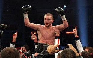 Заурбек Байсангуров лишен чемпионского титула