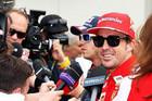 Фернандо АЛОНСО: «Любой гонщик будет очень силен в Red Bull»