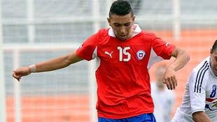 Челси подписал игрока молодежной сборной Чили