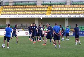 Черноморец провел тренировку к Кишиневе + ФОТО