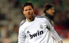 Хаби Алонсо принял участие в тренировке Реала
