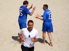 Beach Soccer League. Момент истины «АБиП»