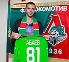 Илья АБАЕВ: «Я пришел в Локомотив не отбывать номер»