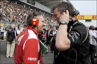 В Ferrari новый технический директор