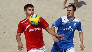 Beachsoccer League. Ювито и Нова Пошта в шаге от суперфинала