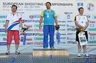 Украинец стал чемпионом Европы по пулевой стрельбе