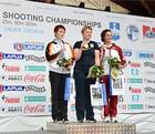 Украинские стрелки – чемпионы ЧЕ-2013 и мировые рекордсмены