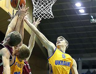 Сборная Украины U-16 стартовала с победы на Евробаскете