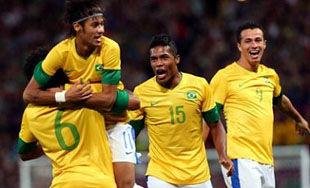 Бразилия - Мексика - 1:2. LIVE!