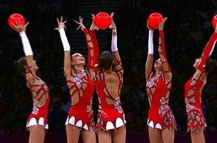 ОИ - 2012: Художественная гимнастика. День 4 + ФОТО