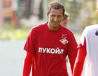 Андрей Дикань вернулся к тренировкам