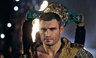 Виталий Кличко не выйдет на ринг до конца года