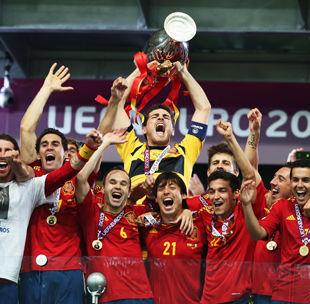 Испания - Италия - 4:0: Лучше времен и народов