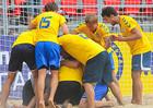 Артур Мюзик - чемпион Высшей Лиги Киева по пляжному футболу