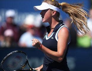 US Open-2012. Элина Свитолина вышла в основную сетку турнира