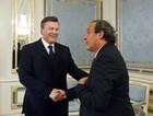 Виктор ЯНУКОВИЧ: «Мы мечтаем провести Чемпионат мира»