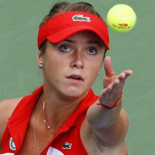US Open-2012. Свитолина уступила Иванович в первом круге