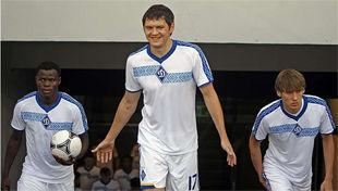 Вышиванки Динамо Киев поступили в продажу!