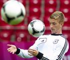 Марко Ройс признан лучшим игроком Бундеслиги