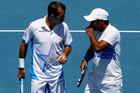 US Open. Паес и Штепанек вышли в финал парного турнира