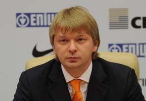 Сергей ПАЛКИН: «Не поверил, что играем с Динамо в 1/16»
