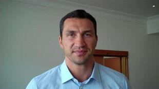 Владимир КЛИЧКО: «С нетерпением жду этого боя»
