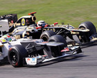 Гран При Италии: победа Хэмилтона за явным преимуществом