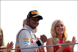 Льюис ХЭМИЛТОН: «Две победы в трех гонках - это здорово!»