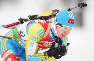 Уфа-2012. Вита Семеренко выигрывает гонку преследования