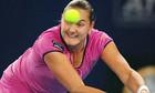 Надежда Петрова вышла в третий раунд турнира в Токио