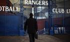 Рейнджерс и еще несколько клубов, переживших банкротство