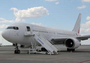 За полгода МА Донецк обслужил более полумиллиона пассажиров
