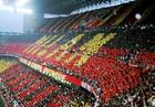 Милан оштрафован за поведение болельщиков во время дерби