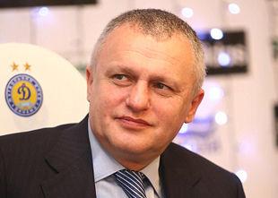 Игорь СУРКИС: «Выделим Блохину трансферный бюджет»