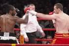 Харрисон был бит Прайсом за 82 секунды +ВИДЕО