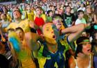 УЕФА: рекорд киевской фан-зоны – более 2 млн гостей ЧЕ
