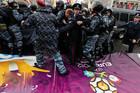 МВД обещает разобраться в ситуации с харьковскими фанатами