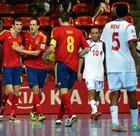 ЧМ-2012. Группа B. Испания – Панама – 8:3 + ВИДЕО