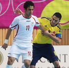 ЧМ-2012. 1/8 финала. Иран - Колумбия - 1:2 + ВИДЕО