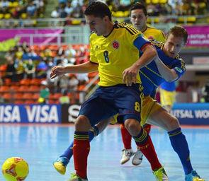 ЧМ-2012. 1/4 финала. Колумбия – Украина – 3:1 + ВИДЕО