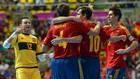 ЧМ-2012. 1/2 финала. Италия – Испания – 1:4 + ВИДЕО