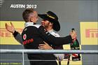 Льюис ХЭМИЛТОН: «Это была одна из лучших гонок»