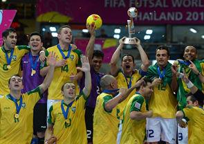 Бразилия испания мини футбол финал