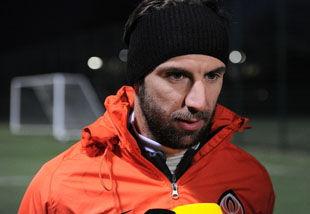 Дарио СРНА: «Пропустив мяч, мы радовались этому»